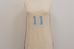 Selling: Sold - Silk sequin singlet