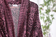 Products: Black Cherry Kimono / SPECIAL PRICE for SOI Members!