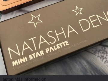 Buscando: Buscando paleta mini star de natasha denona