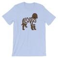 Selling: LoVe Style - Labradoodle - Dark Brown design