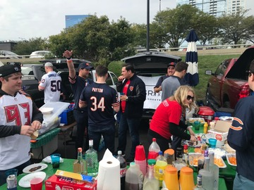 Paid Events: Chargers AT BEARS 10/27/19