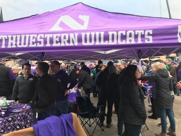 Paid Events: Northwestern vs MSU