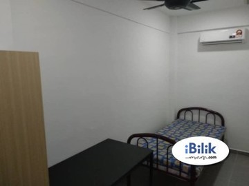 For rent (month/hour): Available Room at SS2 For Rent Near With Tropicana Mall With FREE