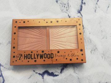 Venta: Hollywood bronze & glow W7 y polvos compactos