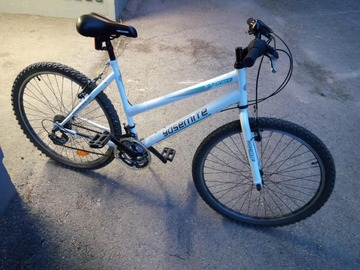 Selling: almost new bike