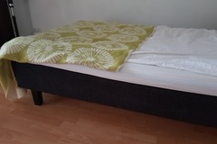 Annetaan: 120 cm wide bed (reserved)