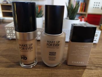 Venta: Bases de maquillaje alta gama