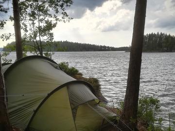Renting out (per day): Fjällräven Abisko Shape 2