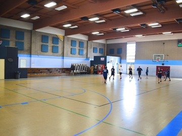 Available To Book & Pay (Hourly): Indoor Gymnasium