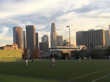 Available to Book: Roybal Learning Center - Outdoor Field