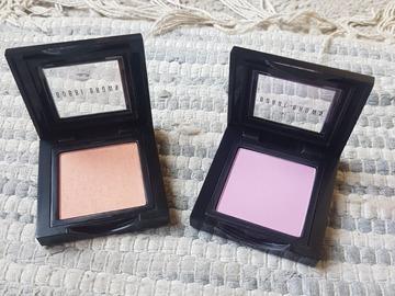 Venta: Coloretes Nude Peach y Nude Pink Bobbi Brown