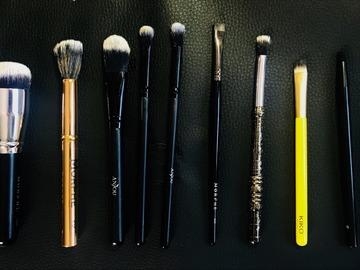 Venta: Set de brochas y pinceles