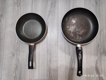 Myydään: tow woks