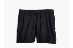 Giving away: [GONE] Free Madewell linen shorts XS