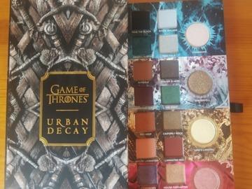 Venta: Paleta GAME OF THRONES de Urban Decay EDICIÓN LIMITADA