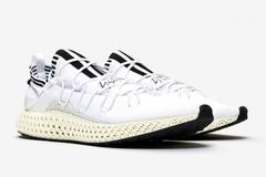 Selling: Adidas Y3 4D Runners size 8.5 US (BNIB)