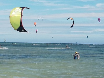 Course & Accomodation: Beginner Kitesurf Camp Phan Rang - Vietnam