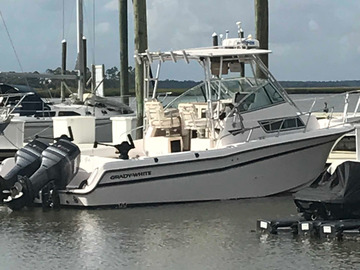 Selling: 1997 Grady White 272 Sailfish