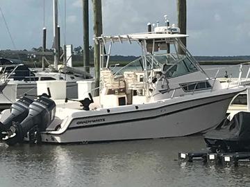 Selling: 1997 Grady White 272 Sailfish
