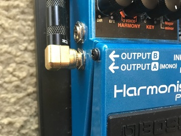 Renting out: Boss PS-6 Harmonist