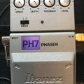 Renting out: Ibanez PH-7 Phaser