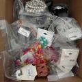 Liquidation Lot: Mix Jewelry lot New w/tags plus Jewelry Holders 30pieces