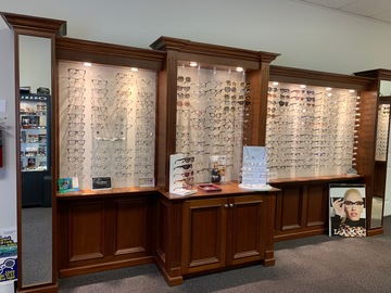 Selling with online payment: Fashion Optical Display Frame Boards
