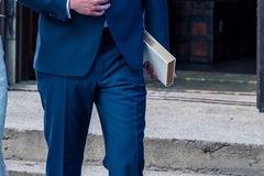 Ilmoitus: Wilvorst sininen puku