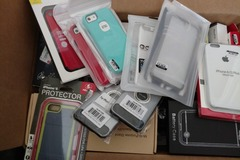 Make An Offer: Brand New Mix lot of 50 iPhone, Cell phone Accessories