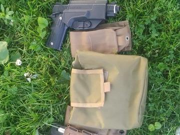 Selling: Tactical Tailor belt setup