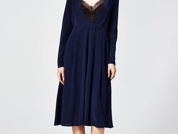 Selling: Camilla Dress - Navy XS