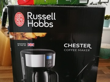Myydään: Coffee Maker - Russell Hobbs