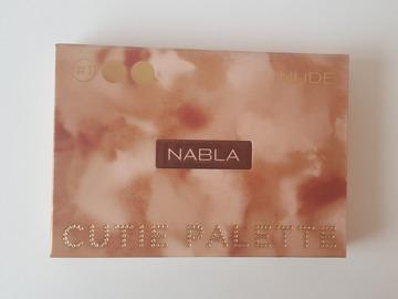 Venta: Cutie palette Nude Nabla