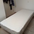 Selling: Bed + bed protector