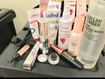 Venta: Kit completo de cosméticos