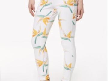 Buy Now: 10 Pairs of HUE Tropical Leggings ($400 Retail)