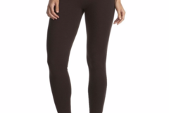 Liquidation Lot: 10 New HUE Expresso Brown Leggings (Retail $250)