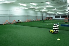 Available To Book & Pay (Hourly): Indoor Soccer Field