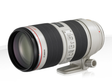 Vermieten: CANON EF 70-200mm f/2.8L IS II USM