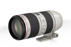 Vermieten: CANON EF 70-200mm f/2.8L IS II USM