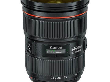 Vermieten: CANON EF 24-70mm f/2.8L II USM