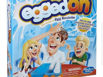 Buy Now: 15 Units Egged On Game Hasbro