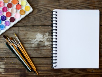 Price Upon Request: Meditative Watercolor Art Class
