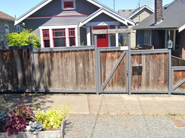 Weekly Rentals (Owner approval required): Seattle WA, Driveway Space Behind House. Commuter Parking