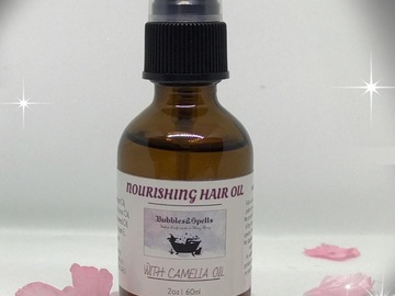 : Nourishing Hair Oil