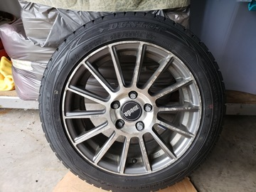 Selling: Winter tires and rims