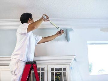 Offering with online payment: Interior House Painters San Diego Spates Painting