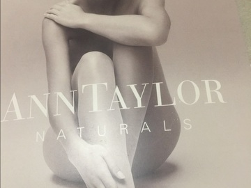 Buy Now: Ann Taylor pantyhose sheer with Lycra control top