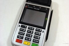 Buy Now: Lot of (2) Used FD410 Wireless Credit Card Terminals