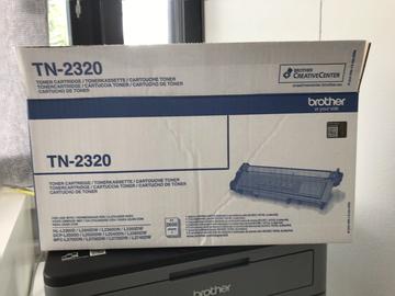Myydään: #NEW Brother TN-2320 90€ suurikapasitteetiinen värikasetti, musta